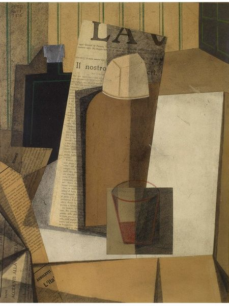 La Voz (1916) Emilio Pettoruti