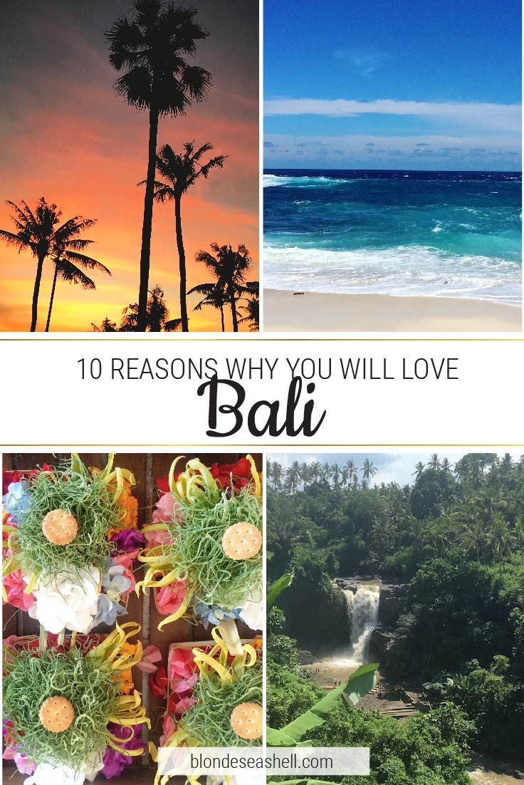 Why you will love Bali and have to visit Bali