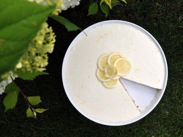 Joghurtos, kókuszos citromtorta recept - Masni
