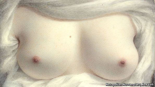 Bosom buddies | Sarah Goodrich painter Boston 1740tal