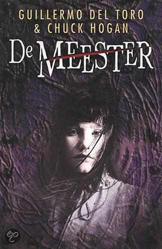 Uitstekende horror boeken reeks over vampieren: De meester
