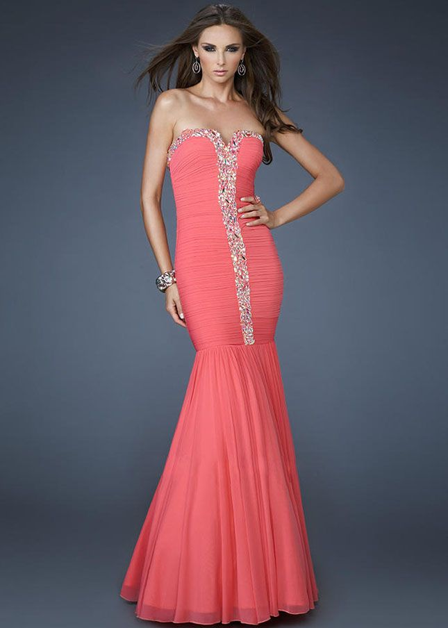 24 best images about Coral Dresses on Pinterest | Overlays ...