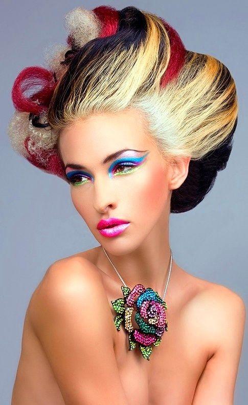 62 best Hair Show images on Pinterest