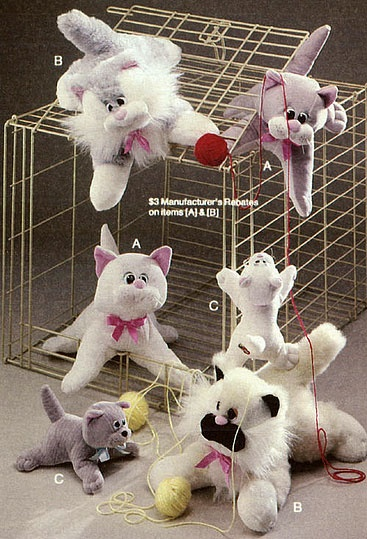 Pound Puppies and Pound Purries! This was my first kitty! :)