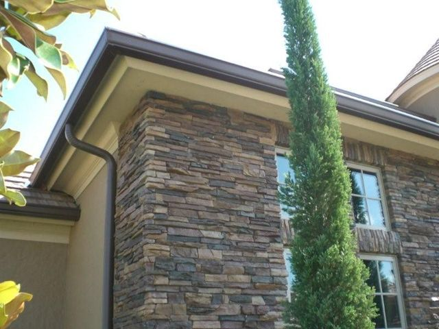 #Seamless #Gutters Installation - Contact us for seamless gutter installation at 510-525-0880 | #SunshineGuttersPRO