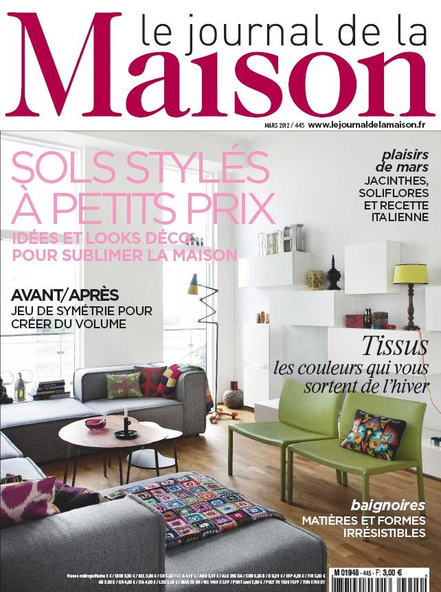 Le journal de la maison mars 2012 n445