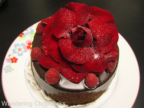 Alhambra Cake Recipe