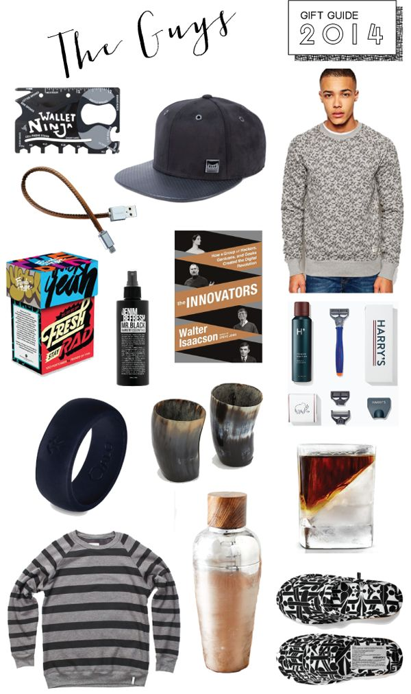 2017 Gift Guide For The Guys Cupcakes And Cutlery Blog Pinterest Gifts Cool