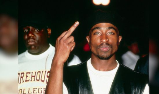 However, despite the public feud, Biggie and those connected with him were not questioned about Tupac's death. | The Mysterious Death Of Tupac Shakur