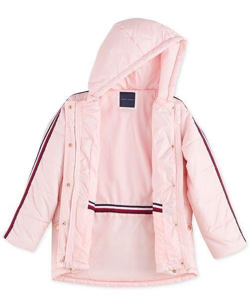 15e06f8d2 Tommy hilfiger Little Girls Hooded Puffer Jacket #fashion #clothing #shoes  #accessories #kidsclothingshoesaccs #girlsclothingsizes4up (ebay link)