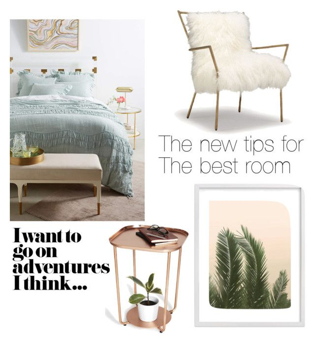 """""""New in☺️"""" by alice12 on Polyvore featuring interior, interiors, interior design, home, home decor, interior decorating, Anthropologie and Wilder California"""