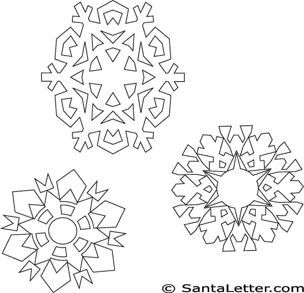 59 best coloring pages images on pinterest | coloring books ... - Christmas Snowflake Coloring Pages