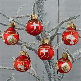 Xmas decorations from Brink Nordic