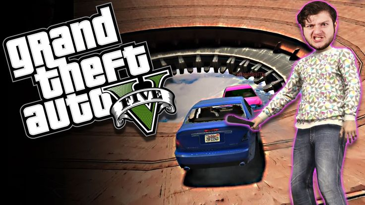 GTA 5 PC Online Funny Moments - DEMOLITION DERBY!! (Custom Games) - YouTube