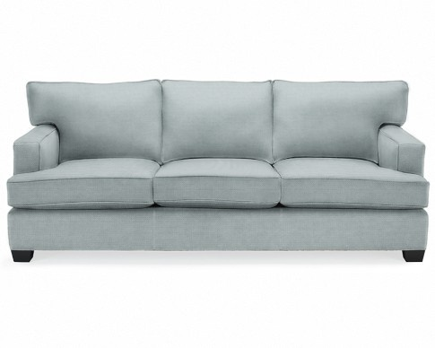 Jackson 90 inch sofa with down blend cushion chenille for 90 inch couch