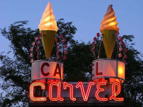 Carvel Ice Cream, Hasbrouck Heights, New Jersey