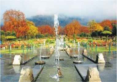 Top 3 Mughal Gardens of Srinagar - For Your Summer Vacations