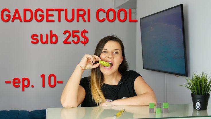 Gadgeturi cool pentru școală sub 25$ . Ți-am pregătit un nou episod cu gadgeturi cool pentru școală sub 25$. Avem 4 gadgeturi ce-ți vor fi de folos în noul an școlar. https://www.gadget-review.ro/gadgeturi-cool-pentru-scoala-sub-25/