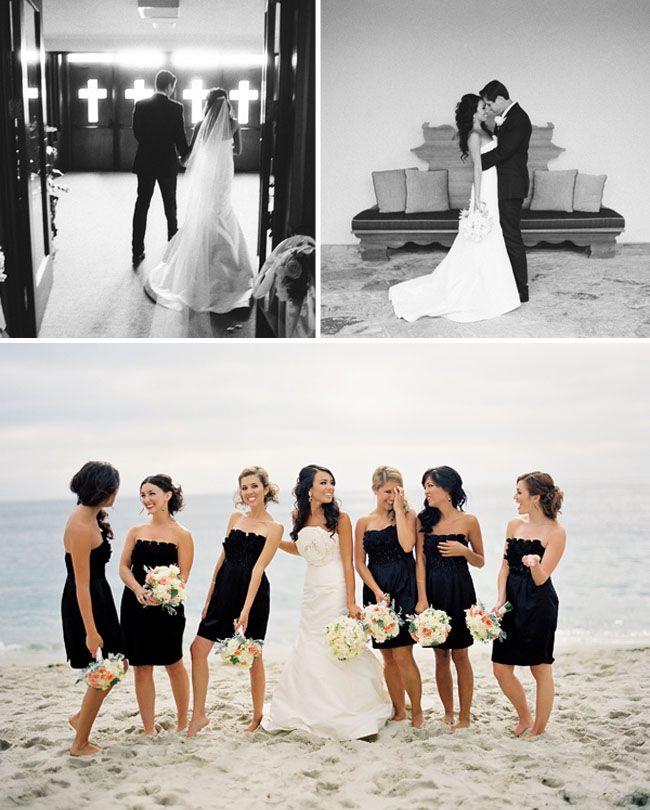 Real Wedding: Andrea + Wes' San Diego Wedding | Green Wedding Shoes Wedding Blog | Wedding Trends for Stylish + Creative Brides