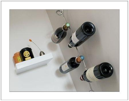 pour ranger le vin...