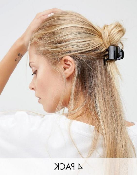 Frisur Macht Die Halfte Der Personlichkeit Und Wenn Es Um Haar Accessoire Kommt Brauchen Sie Stilvolle Kopfschmuck Oder Haar Ac Cool Hairstyles Hair Hair Claw