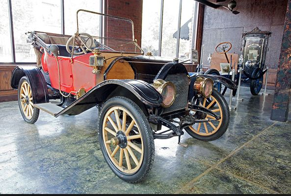 This car is a 1912 K-20 marathon .it is the only style marathon motor works built with a cast iron block and transmission ,All other model had  aluminum blocks and transmission .they built this car at cost to get people interested in the bigger models .sold for $ 680.00 there are only 3 of this model known out of 9 marathon cars.it is in the original show room at marathon motor works nashville tennessee
