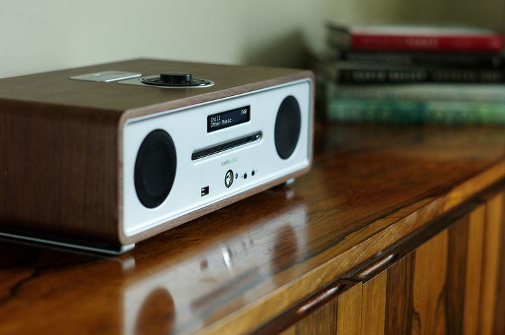 Ruark Audio R4i : integrated music system