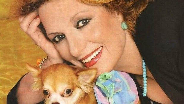 ROMA Fioretta Mari,attrice e insegnante italiana, nota al pubblico di Canale 5 come docente di dizione e recitazione degli allievi della scuola-spettacolo
