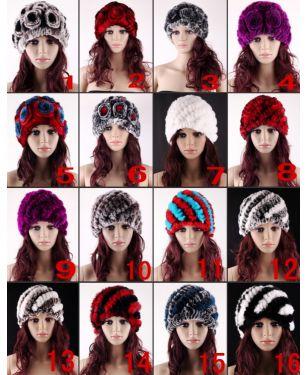 Ženy zimní čepice