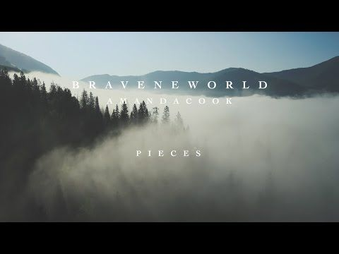 Pieces (Official Lyric Video) // Brave New World // Amanda Cook - YouTube