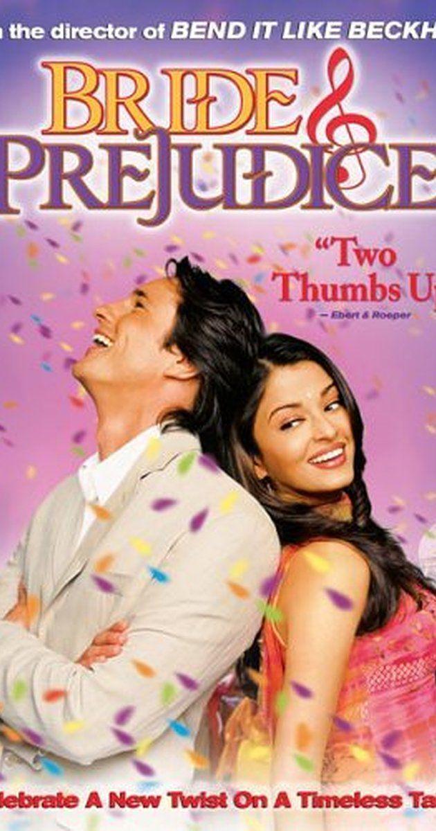 Directed by Gurinder Chadha.  With Martin Henderson, Aishwarya Rai Bachchan, Nadira Babbar, Anupam Kher. Jane Austen's Pride and Prejudice gets a Bollywood treatment.