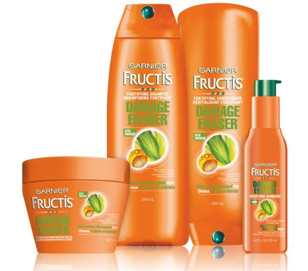 Beauty Crazed in Canada #Damageraser #fructis