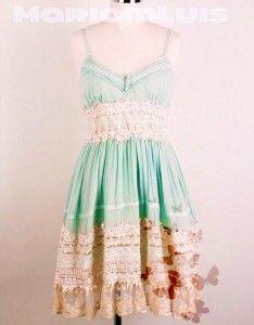Vestido BohoChic Romantic MariamLuis