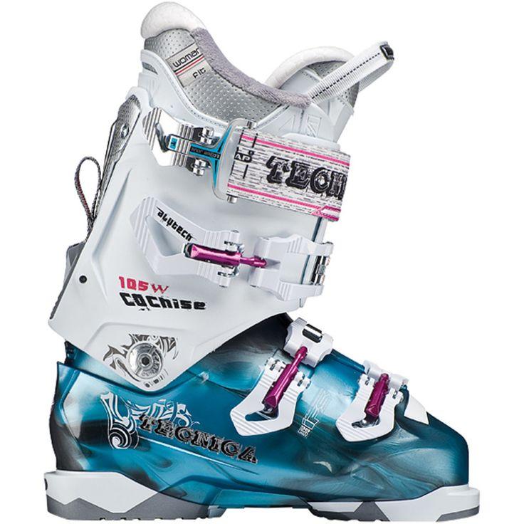 Tecnica Women`s Cochise 105 Downhill Ski Boots