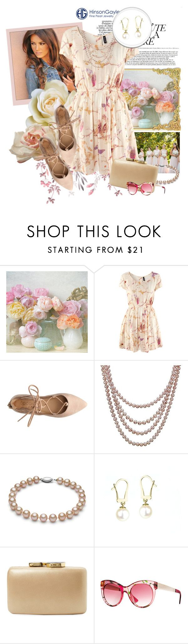 """""""HinsonGayle"""" by sierraday ❤ liked on Polyvore featuring Primp, H&M, Kayu and Gucci"""