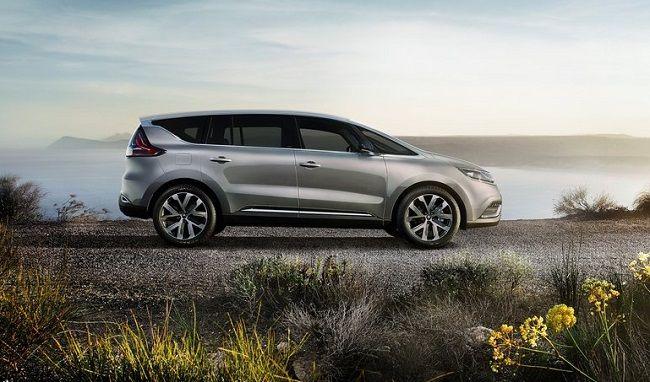 Renault Espace: Noleggio Lungo Termine Lumiere