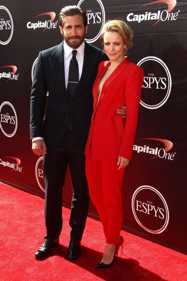 jake and rachel in southpaw | Rachel McAdams And Jake Gyllenhaal Ooze Sex Appeal At The ESPYs 2015 ...