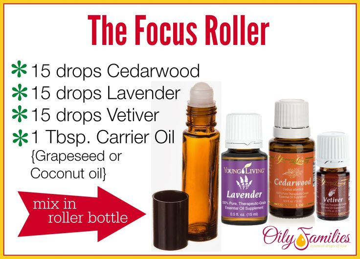 Help your kids focus at school with YL Essential oils