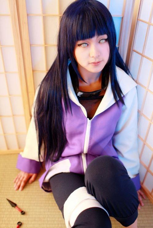 cute and great hinata cosplay                                                                                                                                                     More