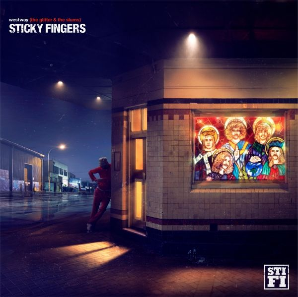 Sticky Fingers Westway cover art