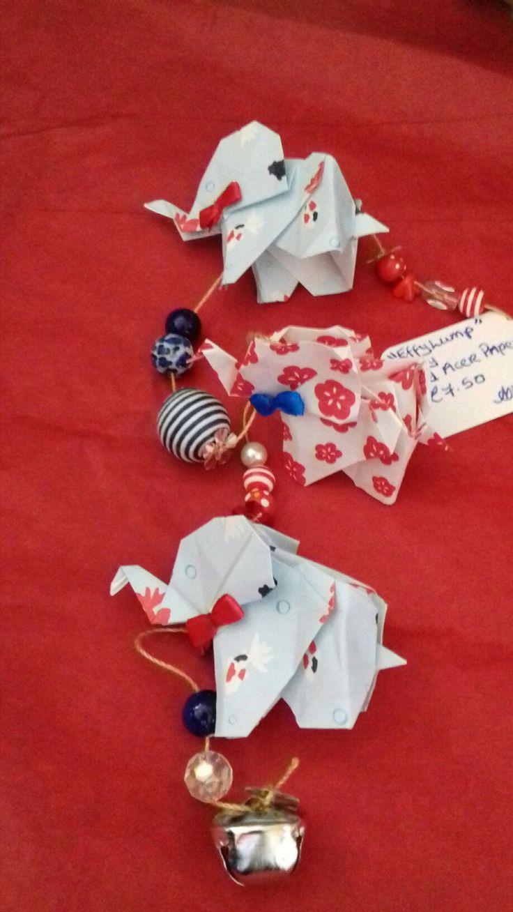 Origami elephant 803 best Origami images on