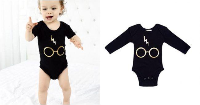 Poudlard Harry Potter Baby Body Vest Garçons Filles