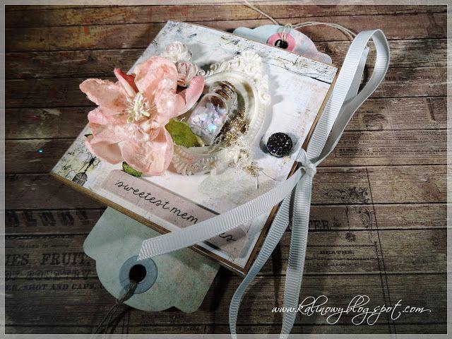Mój kreatywny świat: Sweet mini album