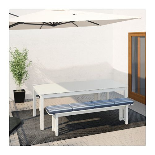 ANGSO Table 2 Benches Outdoor IKEA 659