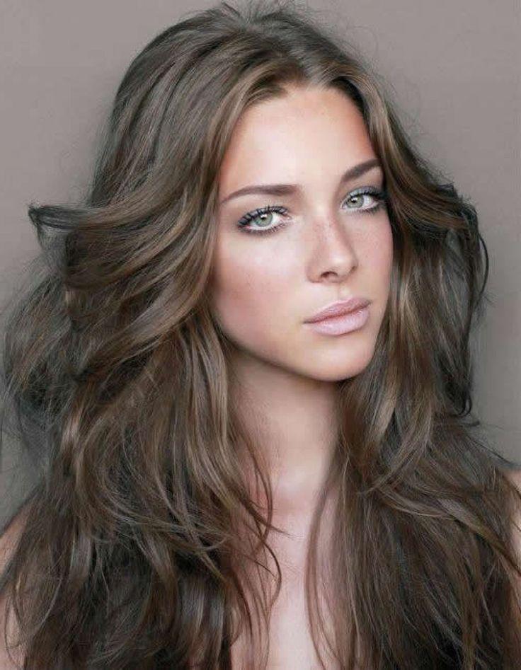 ash light brown hair - Google Search