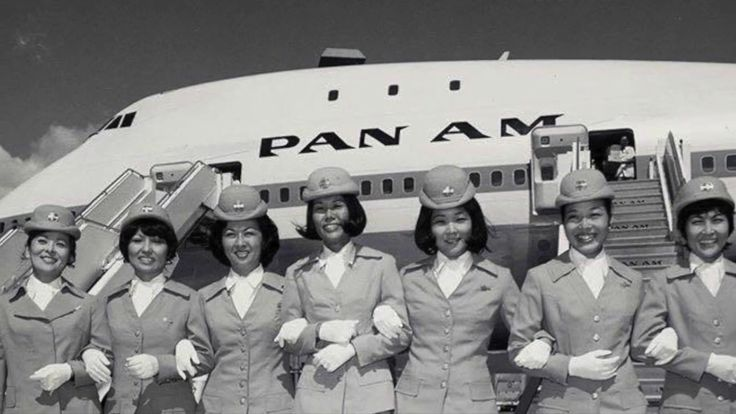 """We Fly The World"" Pan Am Photo Video"