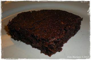 Kvardagskost og KOS med LAVKARBO: Brownies - lavkarbo ♥