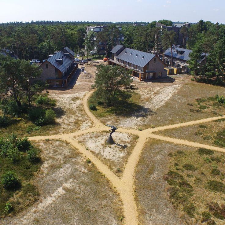 Inrichtingsplan voor de herstructureringswijk Kerckebosch te Zeist, i.o.v. WOM…