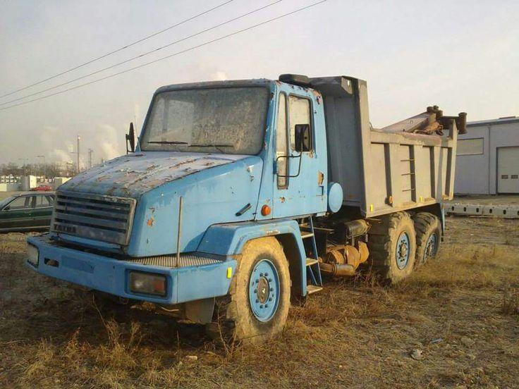 Tatra 167 project.