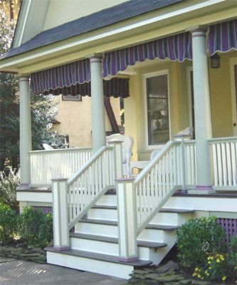 17 best images about front porch ideas on pinterest for Colonial front porch ideas
